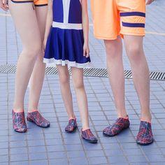JACKSHIBO Letní děti dětské sandály Dětské pláže sandály Dívka Outdoor boty  LightWeight Aqua ponožky pro plavky bazén Cartoon boty 56b637bb4e9