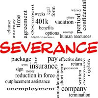 When someone is securely employed, they may not want to think about severance agreements. However, if you are terminated, it is essential that you know your rights. A severance agreement is a contract that defines the terms of employment termination, such as when a layoff occurs. Typically, this agreement will ask you to waive your [ ]