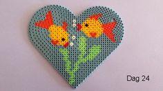Fishes hama beads by Sylvana