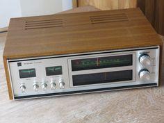 Vintage 1975 SHARP AM-FM Tuner ST-511H