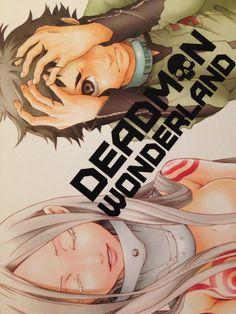 Deadman wonderland, shiro, wretched egg, ganta, woodpecker