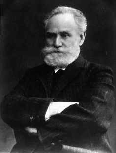 Portrait of Ivan Pavlov, Russian physiologist and experimental psychologist, 1920.