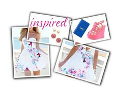"""""""TODAY YOU INSPIRE ME!!"""" by av-anul ❤ liked on Polyvore featuring Glamorous, Anne Klein, Yves Saint Laurent and tbdress"""