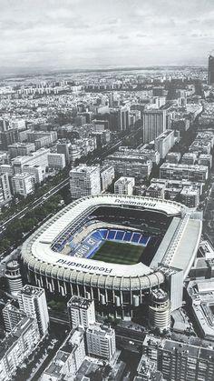 Real Madrid Santiago Bernebau