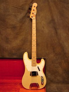 1971 Fender Telecaster Bass guitar
