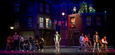 WEST SIDE STORY - BRYCE CUTLER [scenic/media design]