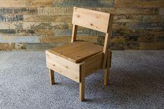 木の名作椅子、デザインの秘密。|エンツォ・マーリ《セディア 1》 | casabrutus.com