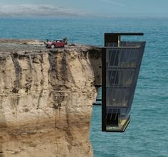 ARCHITECTURE : CLIFF HOUSE BY MODSCAPE