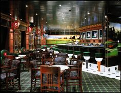 6 Sports Bar Interior Design Green Sports Bar More Bar Express S Mores Bar S More Bar Sports Bar