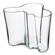 Iittala – Aalto Vase 16cm Clear
