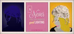 Never take for granted good lighting ;) #fashion @sendthetrend