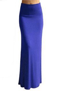 7a1e78b8682 Azules Women S Rayon Span Maxi Skirt - Solid Pashmina Shawl