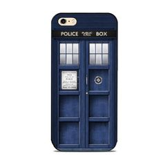 Dr. Who Tardis Police Box Phone Case For iPhone 7 7Plus 6 6s Plus 5 5s 5c SE 4s