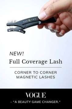 You Asked, We Listened! Experience Our New Corner to Corner Magnetic Lash, A Game Changing Invention That Gives You Long Gorgeous Lashes!