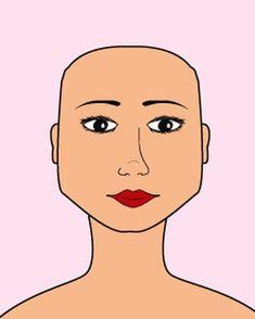 Coiffure : le visage carré