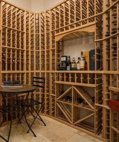 Ciematic is a China wine cellar racking manufacturer, produce oak wood/red wood/walnut wood/beech wood wine racking. Wine Cellar Racks, Wood Wine Racks, Wine Bar Cabinet, Wine Cabinets, Red Cedar Wood, Walnut Wood, Stackable Wine Racks, Wine Rack Design, Wine Rack Storage