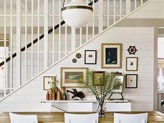decor beach style | ... style-staircase-decor-of-an-ultimate-beach-house-in-pacific-beach-usa