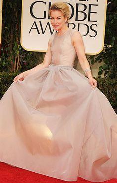 Piper Perabo @ 2012 Golden Globes
