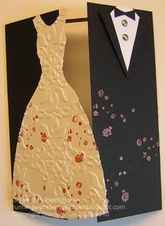 Muddy Buddy Wedding by hlw966 - Cards and Paper Crafts at Splitcoaststampers