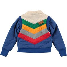 Some where over the rainbow.... Tootsa's 3-in-1 Reversible Jacket / Gilet is a HIT!