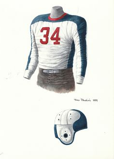 New York Giants 1936 uniform