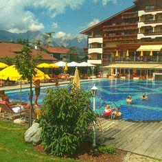 Active And Spa Resort Alpenpark Seefeld Felder, Resort Spa, Swim, Alps, Xmas