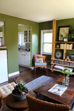 Teressa and Ryan's Fresh & Friendly Home