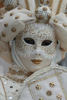 Europe - Italy / Carnival in Venice by Rudi Roels, via Flickr