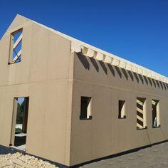 Courcelles Chaussy - R+1 - 140 m2 - Maison ossature bois Lorraine Moselle