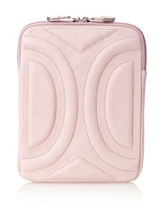 59% OFF Allibelle Women\'s Trapunto Curved iPad Case (Thistle)
