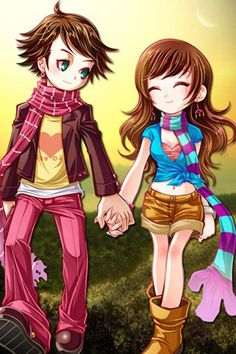 1000+ images about romantic love on Pinterest cute couple cartoon, Wallpapers and couple