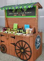 Market Stands, Display Stands, Farmers Market, Cases, Marketing, Consignment Displays