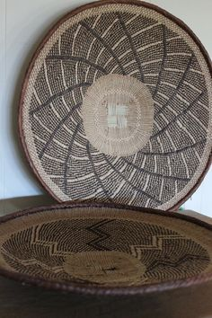 indonesian hand woven baskets are so beautiful. need to add a few more for my collection.