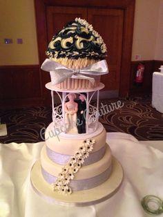 Wedding Gazebo cake Wedding Gazebo, Wedding Cakes, Desserts, Food, Pies, Wedding Gown Cakes, Tailgate Desserts, Deserts, Essen