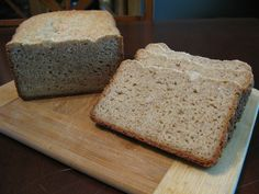 Nut-Free Yeast-Based Paleo Bread by @ThePaleoMom