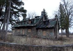 MAISON MICHEL-ROBILLARD aka BRAEROB FARM, 20345 Ste-Marie Rd, Sainte-Anne-de-Bellevue, Montreal, Canada. 08.19.2014