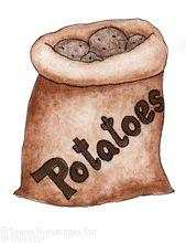 Image detail for -artvex.com - Free Foods Drinks Potatoes Clipart