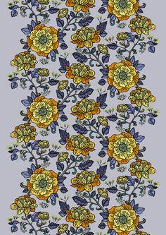 Cinnamon (yellow) - By Tanja Orsjoki