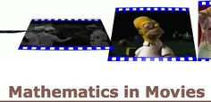 Using video clips in Math class can really hook students and show how Math is used in the real world. Video your own students or click here to visit a site dedicated to Math movie clips.