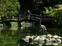 CANADA | Japanese Garden | Hatley Gardens, Victoria, British Columbia
