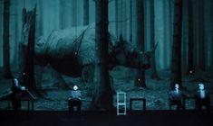 Rhinoceros – Lighting design by John Torres