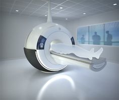 GE's new Silent Scan technology is designed to significantly decrease noise during MRI sca...