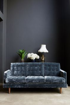 the Abigail sofa designed by Abigail Ahern exclusively for sofa.com