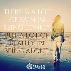 Being Alone not Lonely