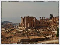 Jerash – the greatest Roman ruins you've never heard of. | The Amateur Adventurer The temple of Artemis
