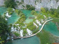 Nationaal park Plitvicemeren - Kroatië