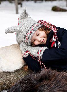 Knit Crochet, Crochet Hats, Lapland Finland, 3 Kids, Children, Mittens Pattern, Knitting Accessories, Mitten Gloves, Knit Patterns