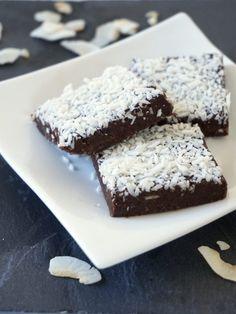 Mint-brownie