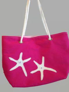 Beach Decor, Beach Bag, Nautical Design, Beach Themed, Beach, Star ...