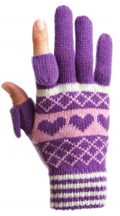 Great idea for winter texting! But I already have Agloves that don't require exposed digits.